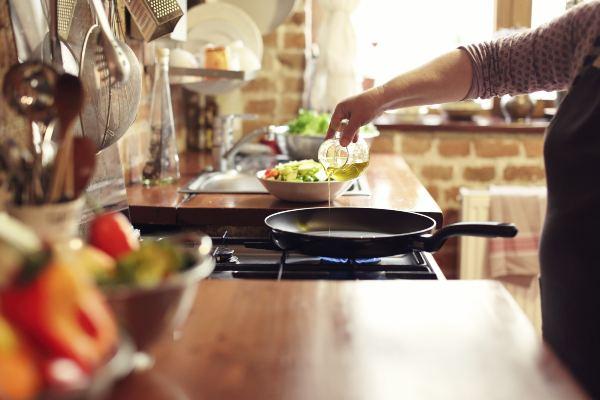 Beneficios del aceite de cocina superfry