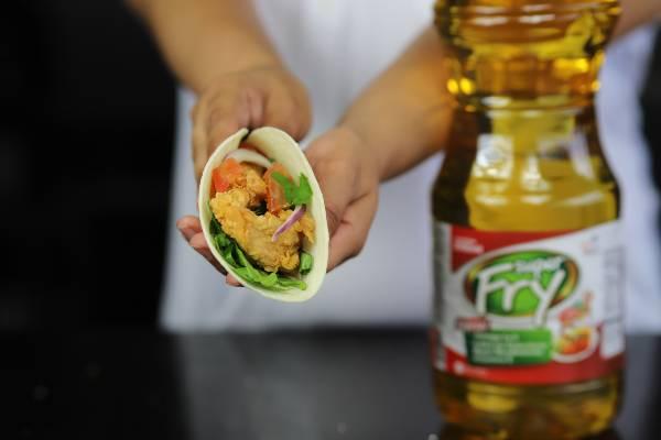 Como hacer fish taco con superfry